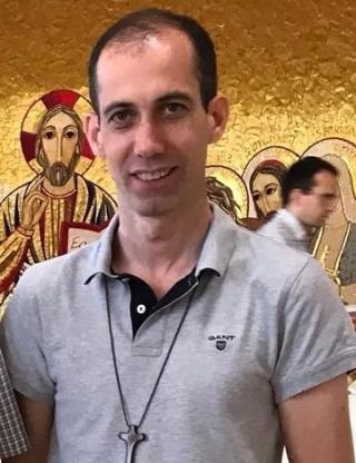 Fr. Ultan Naughton sscc Curate